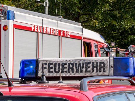 Feuerwehr. Foto: Pascal Höfig