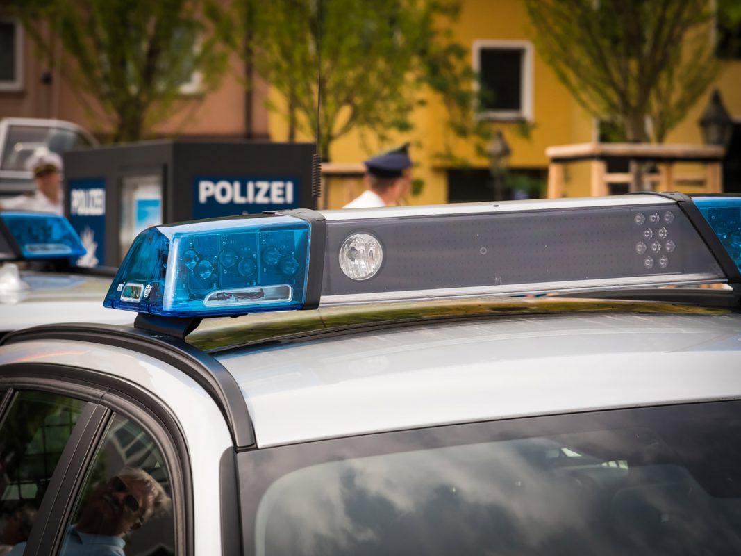 Polizei. Symbolfoto: Pascal Höfig