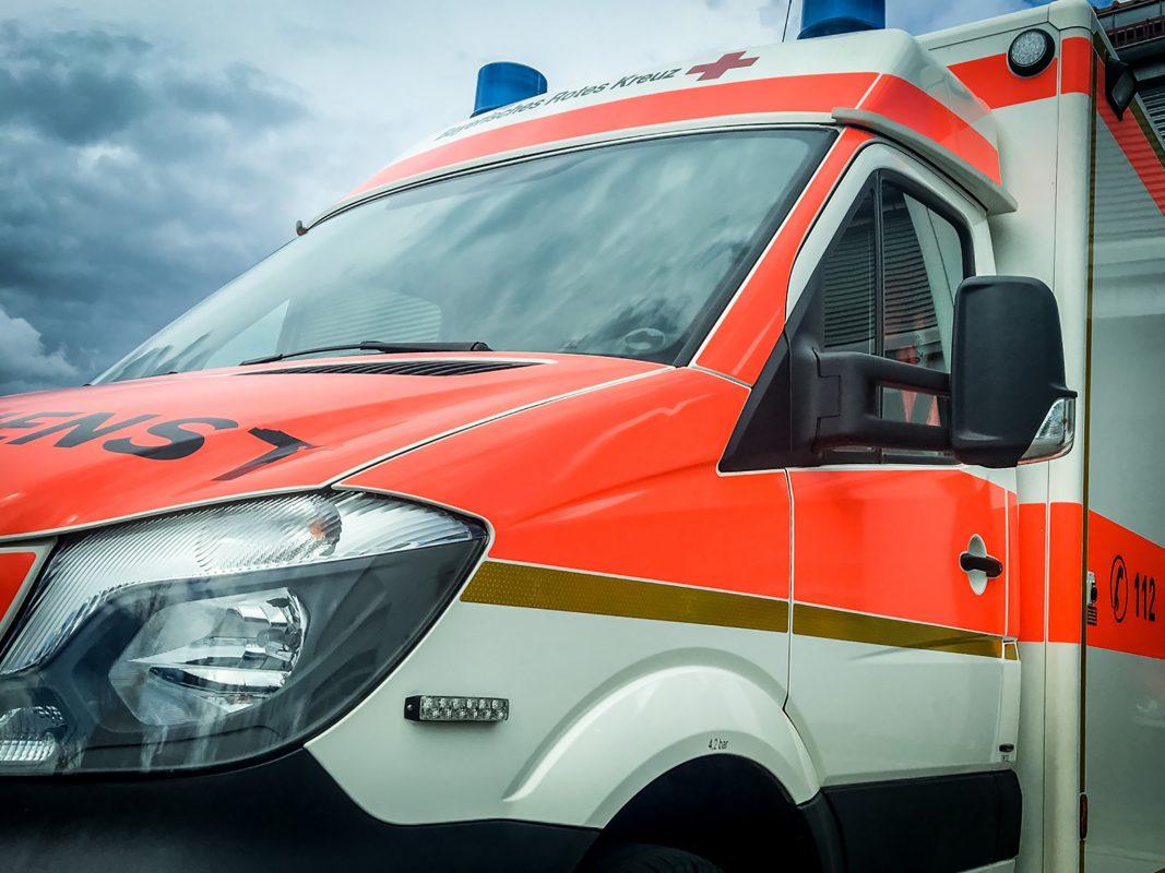Rettungsdienst im Einsatz. Symbolfoto: Pascal Höfig