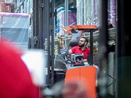 Die Schäflein AG räumt mit Vorurteilen in der Logistik Branche auf. Foto: Schäflein AG