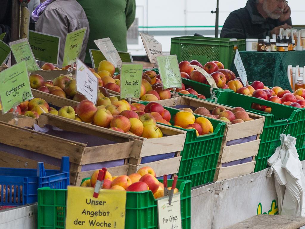 Äpfel, Obst – Symbolbild: Pascal Höfig