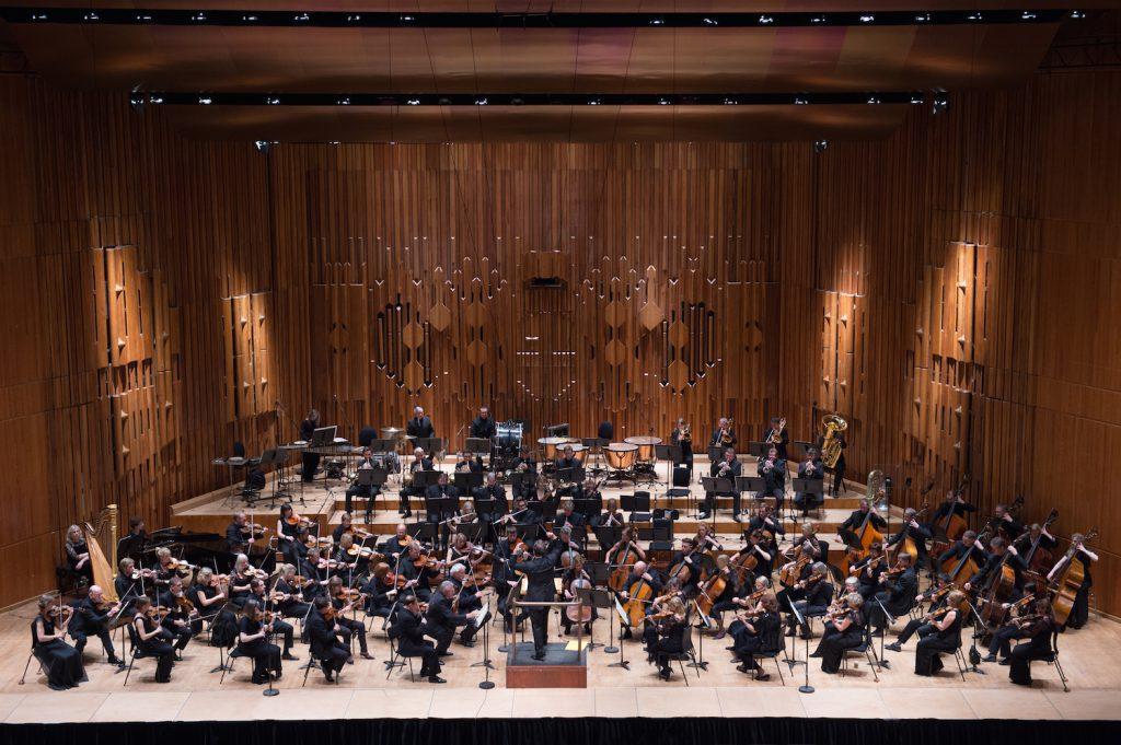 Kultureller Hochgenuss in Bad Kissingen: Das BBC Symphony Orchestra unter der Leitung des