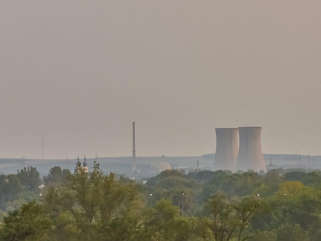 Das Atomkraftwerk in Grafenrheinfeld. Foto: Pascal Höfig