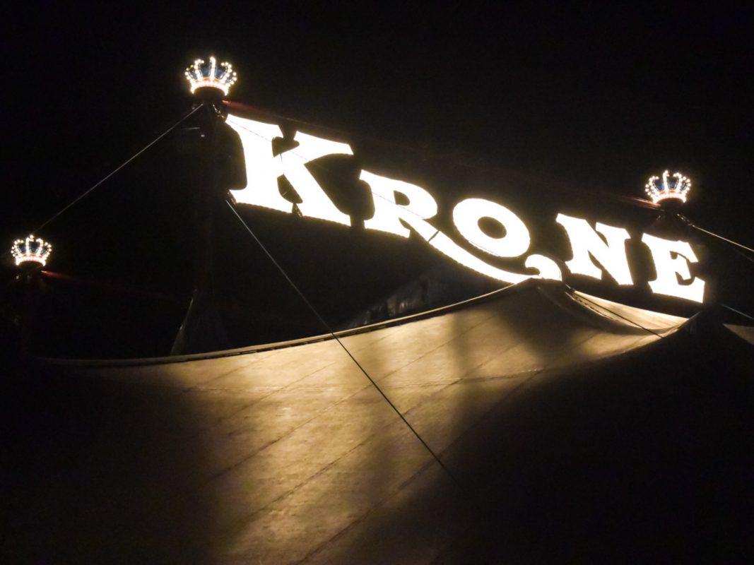 Circus Krone. Symbolfoto: Pascal Höfig