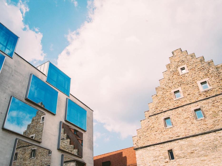 Der Ebracher Hof gehört zu den schönsten Sehenswürdigkeiten der Stadt. Foto: Pascal Höfig