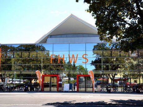 FHWS Schweinfurt – Foto: SWity