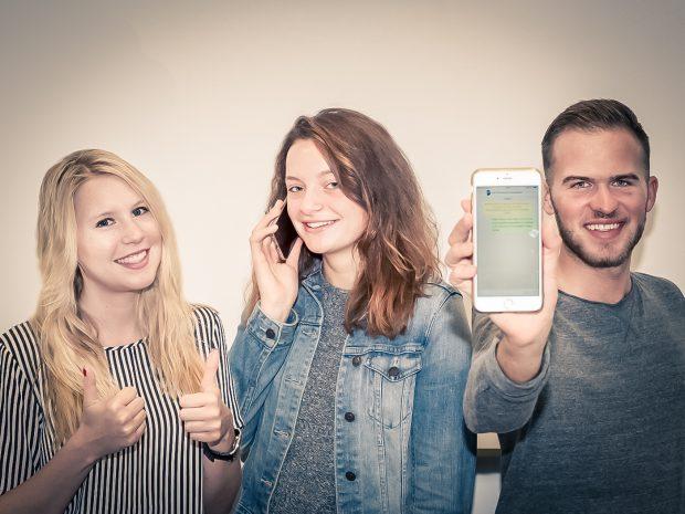 Am 4. Juli kannst Du Dich bei der IHK Würzburg-Schweinfurt per Telefon und WhatsApp über freie Azubi-Stellen informieren. Foto: IHK Würzburg Schweinfurt