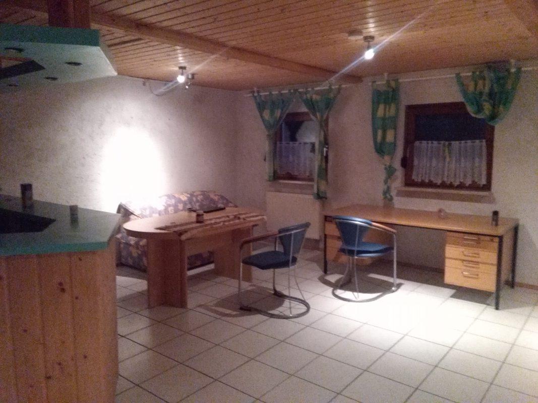 Die 2-Zimmer-Wohnung bietet mit ihren 60 qm jede Menge Platz. Foto: privat