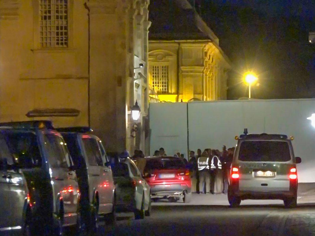19 Insassen zünden Gegenstände in der JVA Ebrach an. Foto: NEWS5 / Merzbach