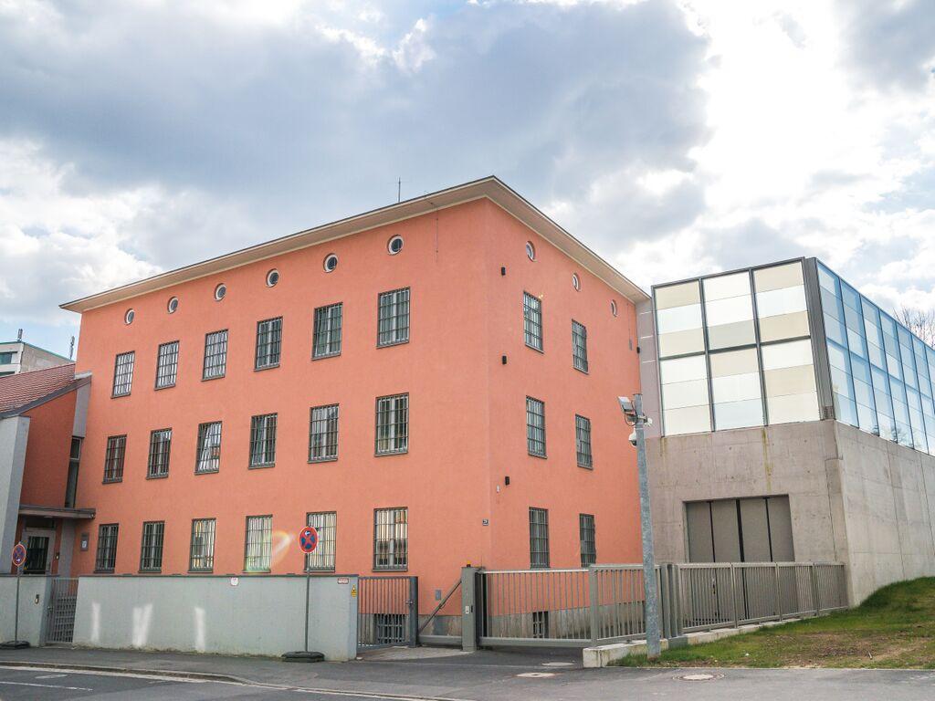 Justizvollzugsanstalt Schweinfurt – Foto: Pascal Höfig