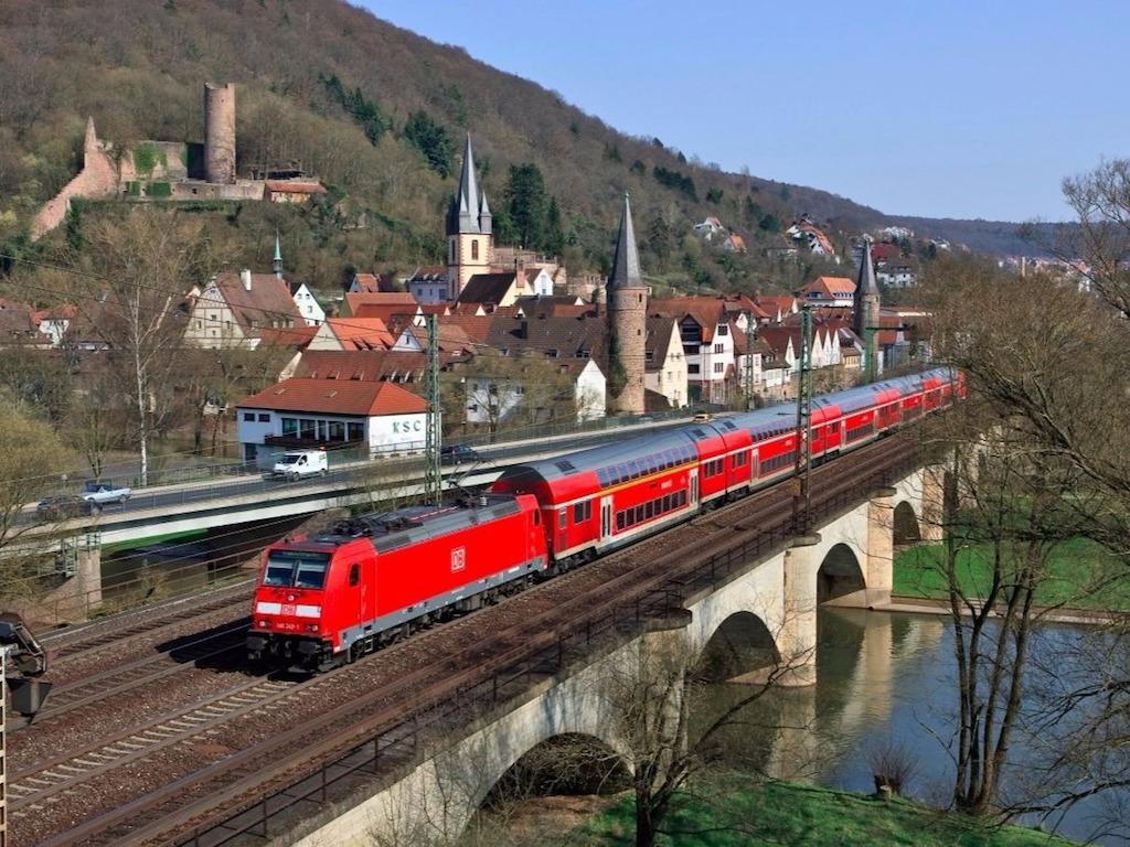 Main-Spessart-Express. Foto: DB Regio