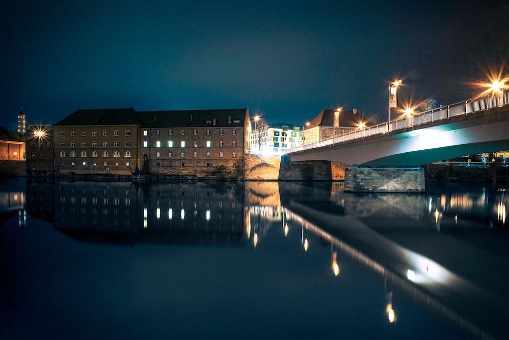 Maininsel bei Nacht – Foto: Dominik Ziegler
