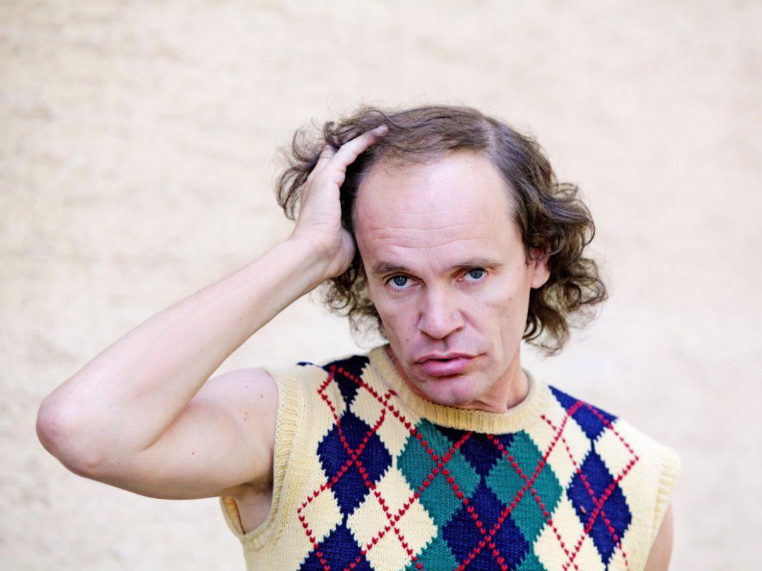 Olaf Schubert - sexy forever. Foto: Amac Garbe