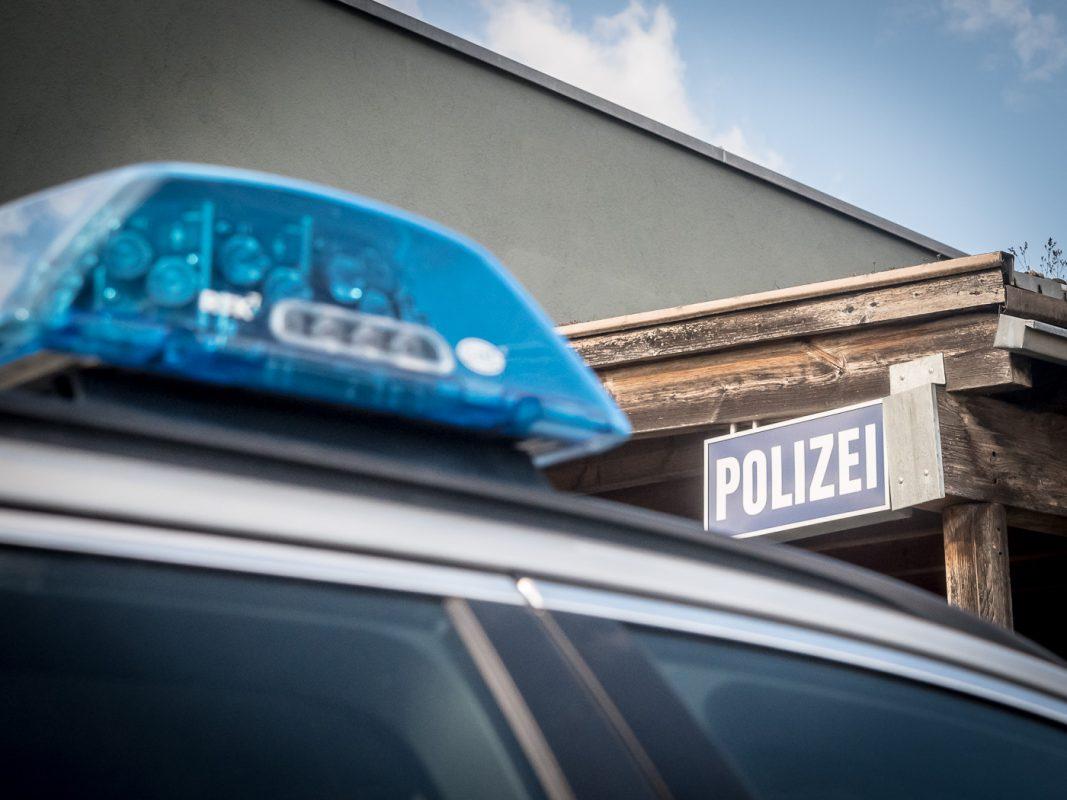 Symbolfoto Polizei - Foto: Pascal Höfig