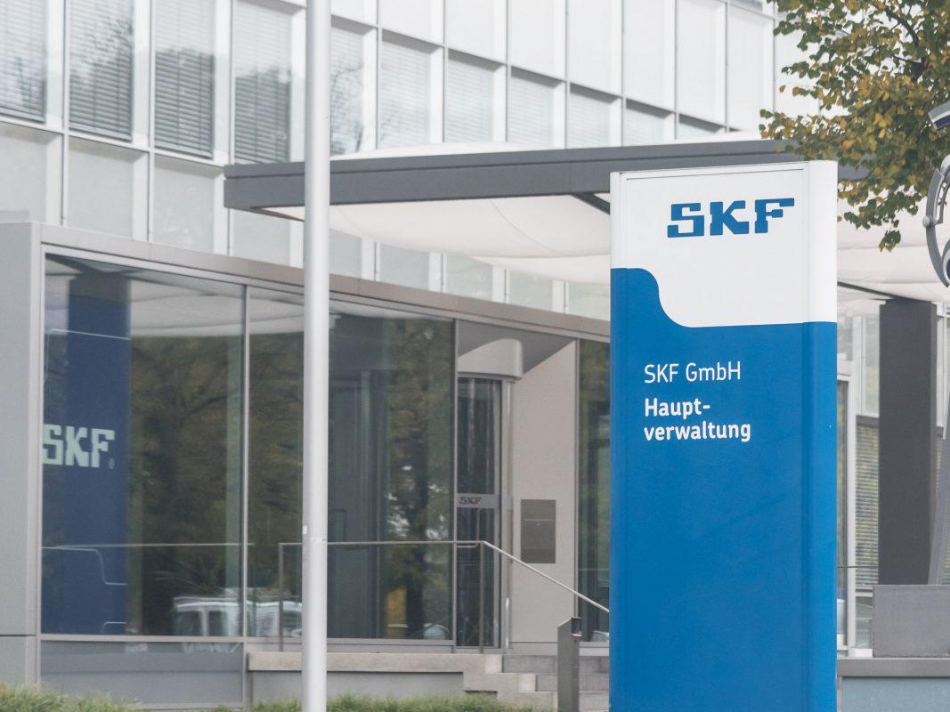 SKF in Schweinfurt. Foto: Pascal Höfig