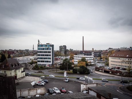 Industriestandort Schweinfurt. Foto: Pascal Höfig
