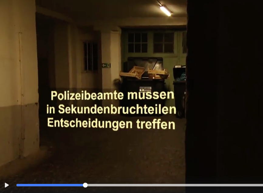 Screenshot: facebook.com/polizeimuenchen/