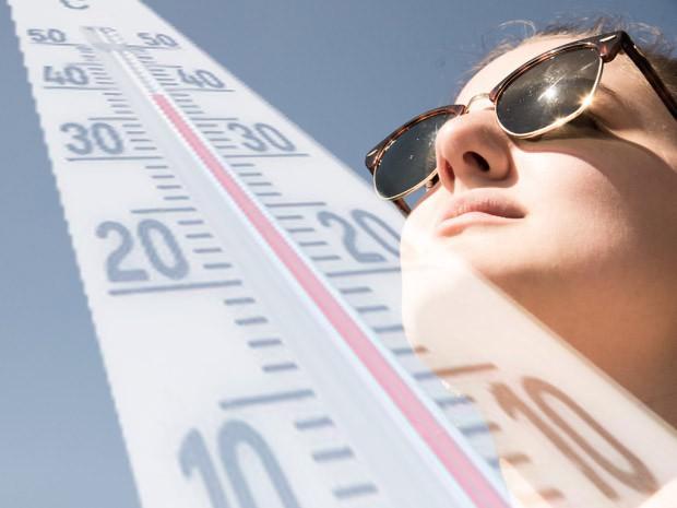 Wetter, Hitze, Temperaturen, Sonnenbrille, Sommer