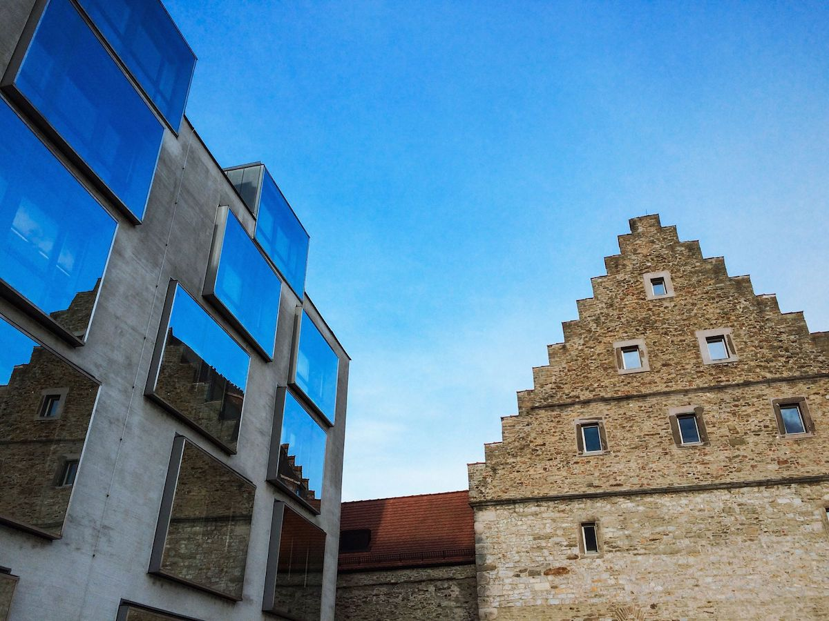 Stadtbücherei im Ebracher Hof - Foto: Meliz Kaya