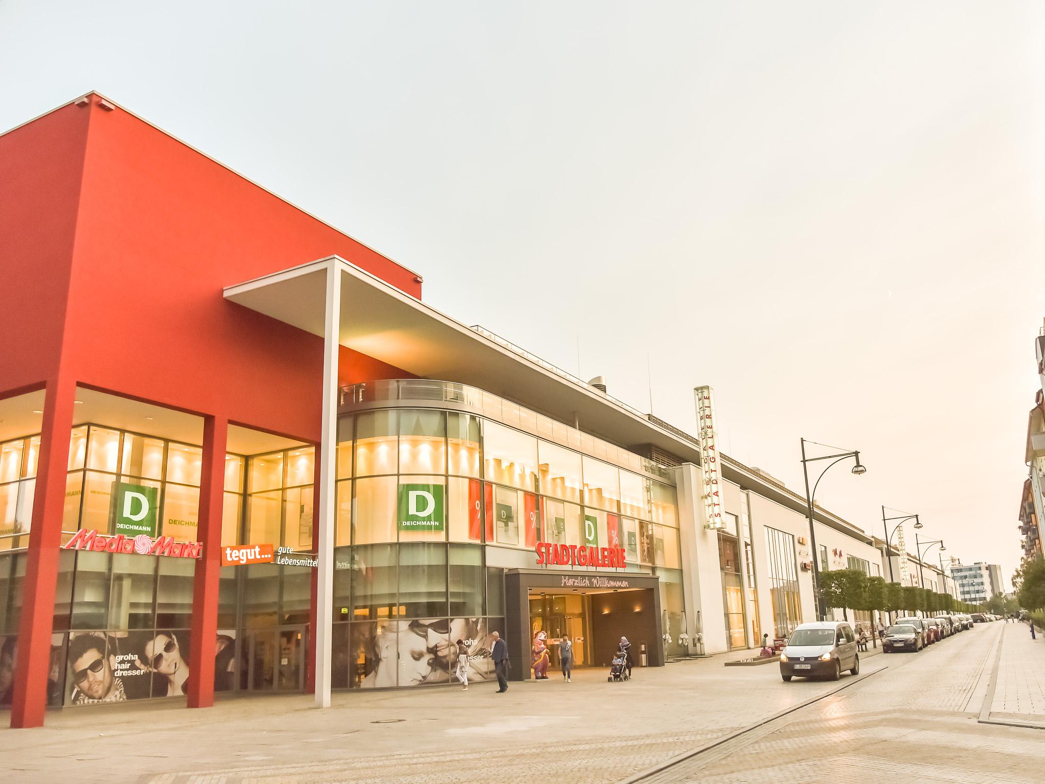 Die Stadtgalerie Schweinfurt. Foto: Pascal Höfig