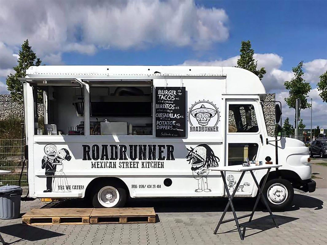 Diesen und viele weiter Food Trucks könnt ihr bei dem 1. Streetfood Festival in Marktheidenfeld bewundern und auf seine inneren Werte testen! Foto: Markus Schubertrügmer