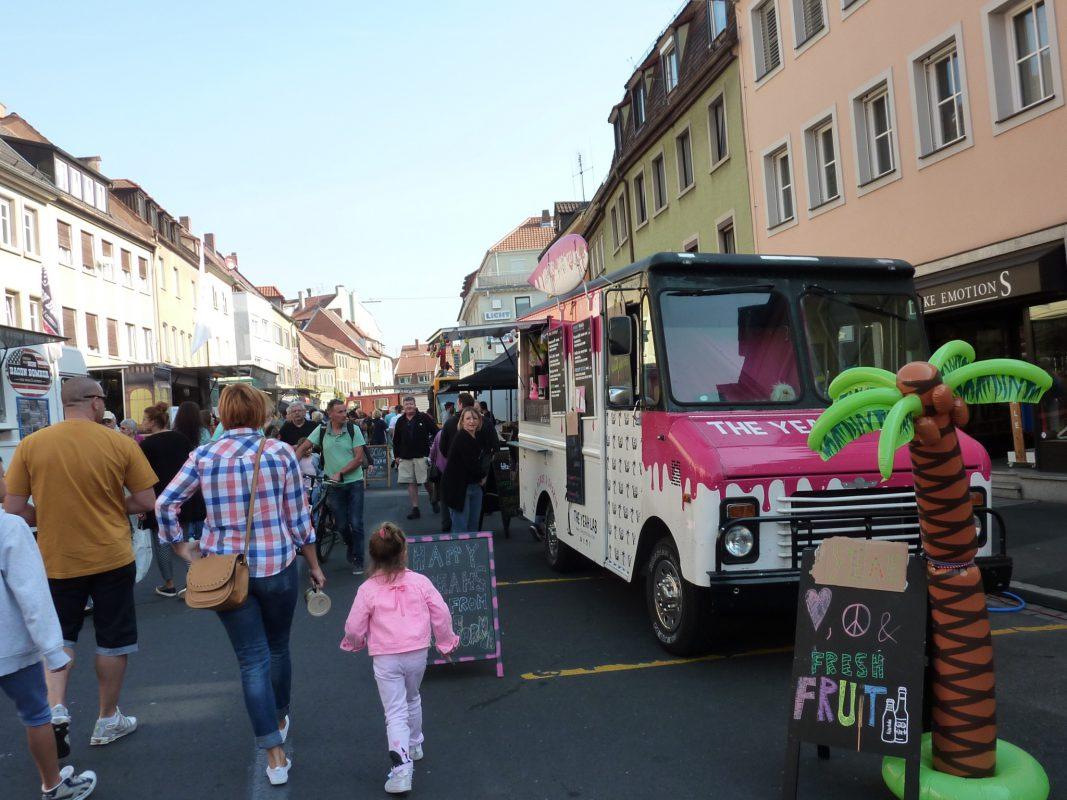 Street Food Meile 2016. Foto: Karl-Heinz Beck