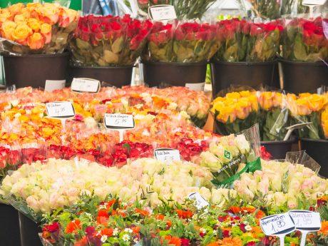 Blumenläden dürfen an Muttertag vier Stunden öffnen. Foto: Pascal Höfig