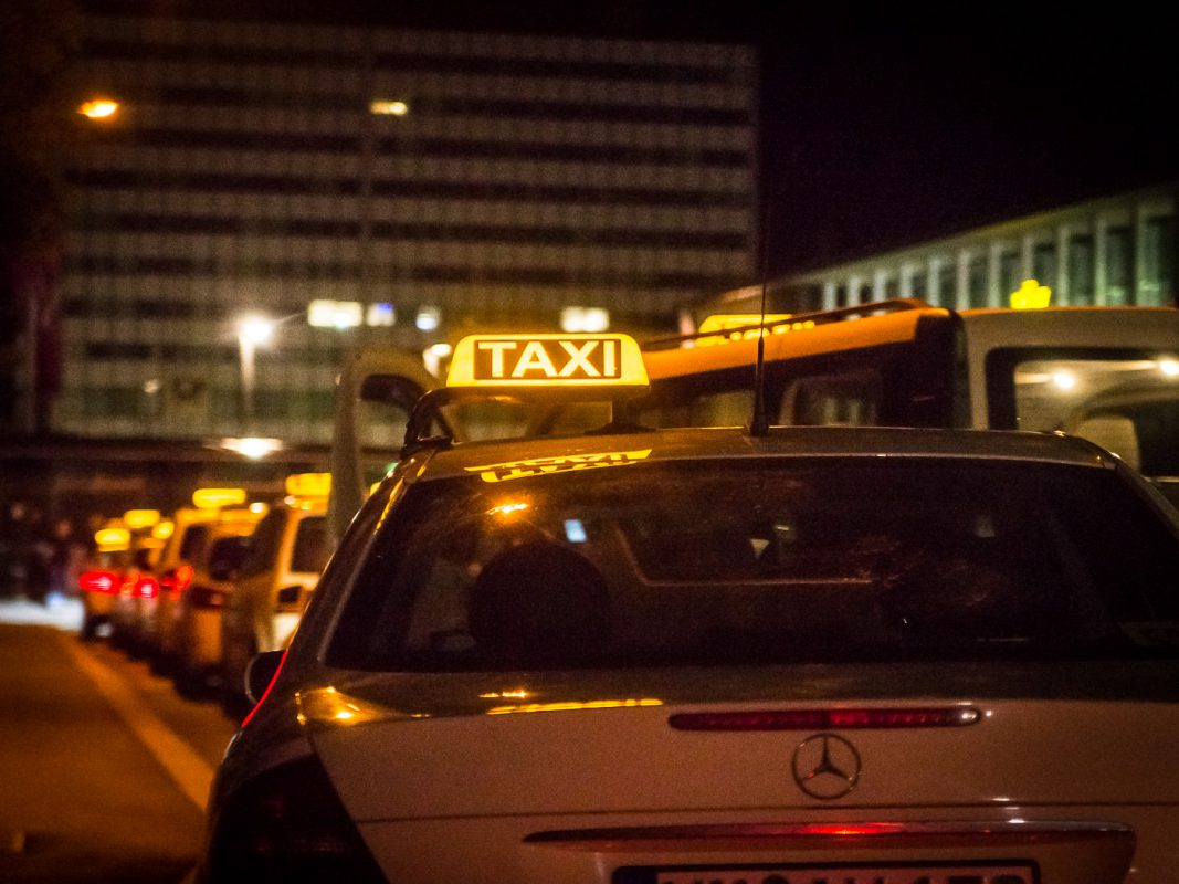 "Symbolbild ""Taxi"": Foto: Pascal Höfig"