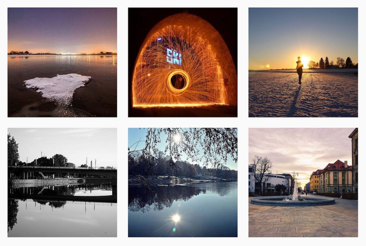 Die schönsten Fotos auf @swity.de im Januar 2017 – Screenshot: www.instagram.com/swity