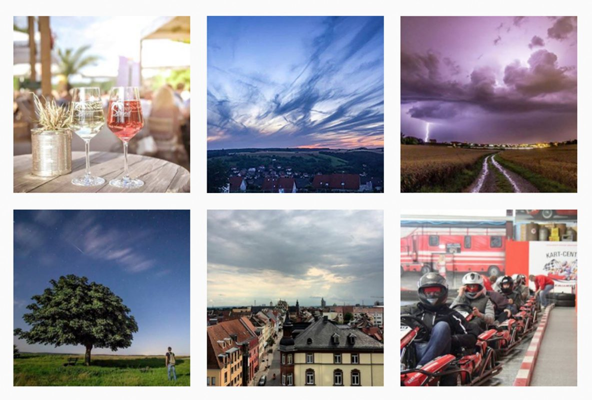 Best of Instagram-Fotos vom August 2017. Screenshot: www.instagram.com/swity.de