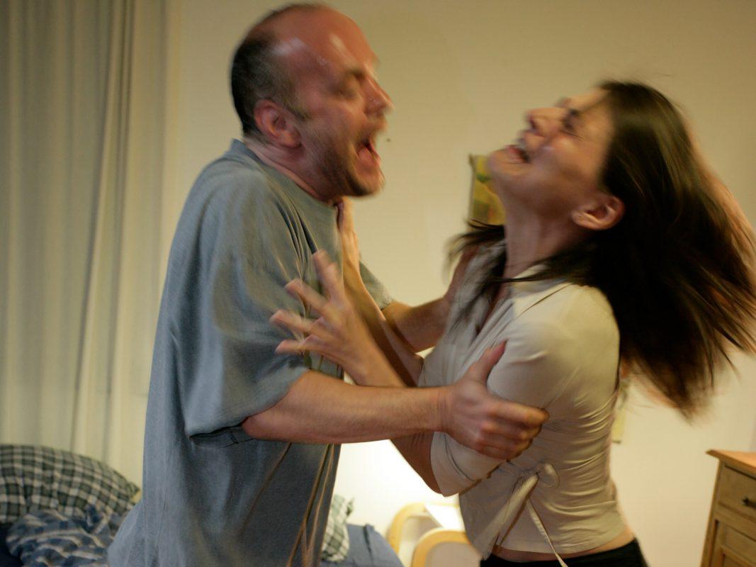 Häusliche Gewalt. Foto: Polizei-Beratung.de