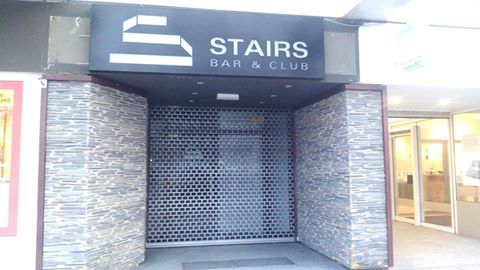 Club Stairs in Schweinfurt. Foto: SWity