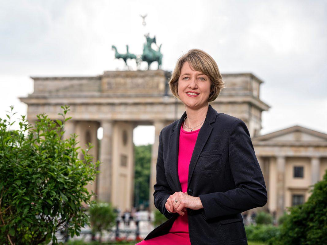 Portrait Anja Weisgerber. Foto: Henning Schacht