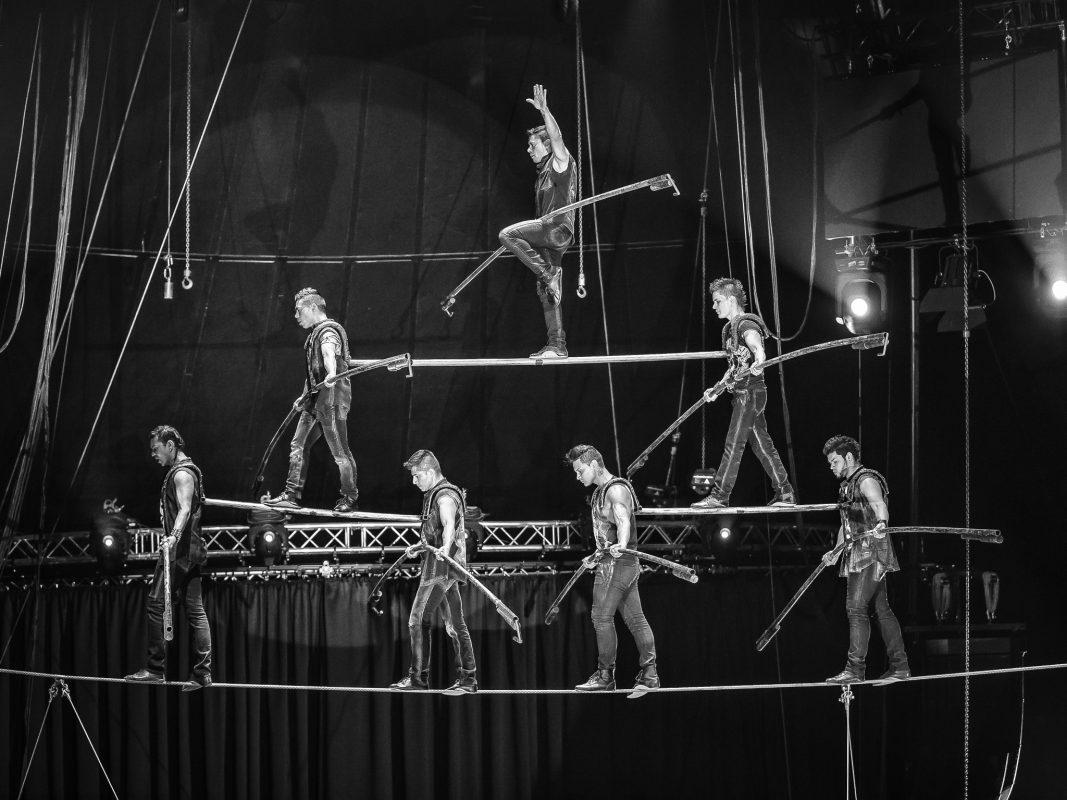 Flic Flac: Eine unglaubliche Show. Foto: Flic Flac