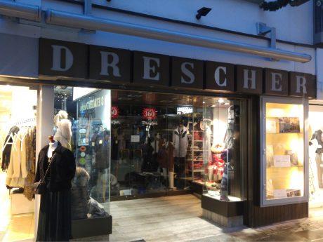 Pelz Drescher in Schweinfurt. Foto: Dominik Ziegler