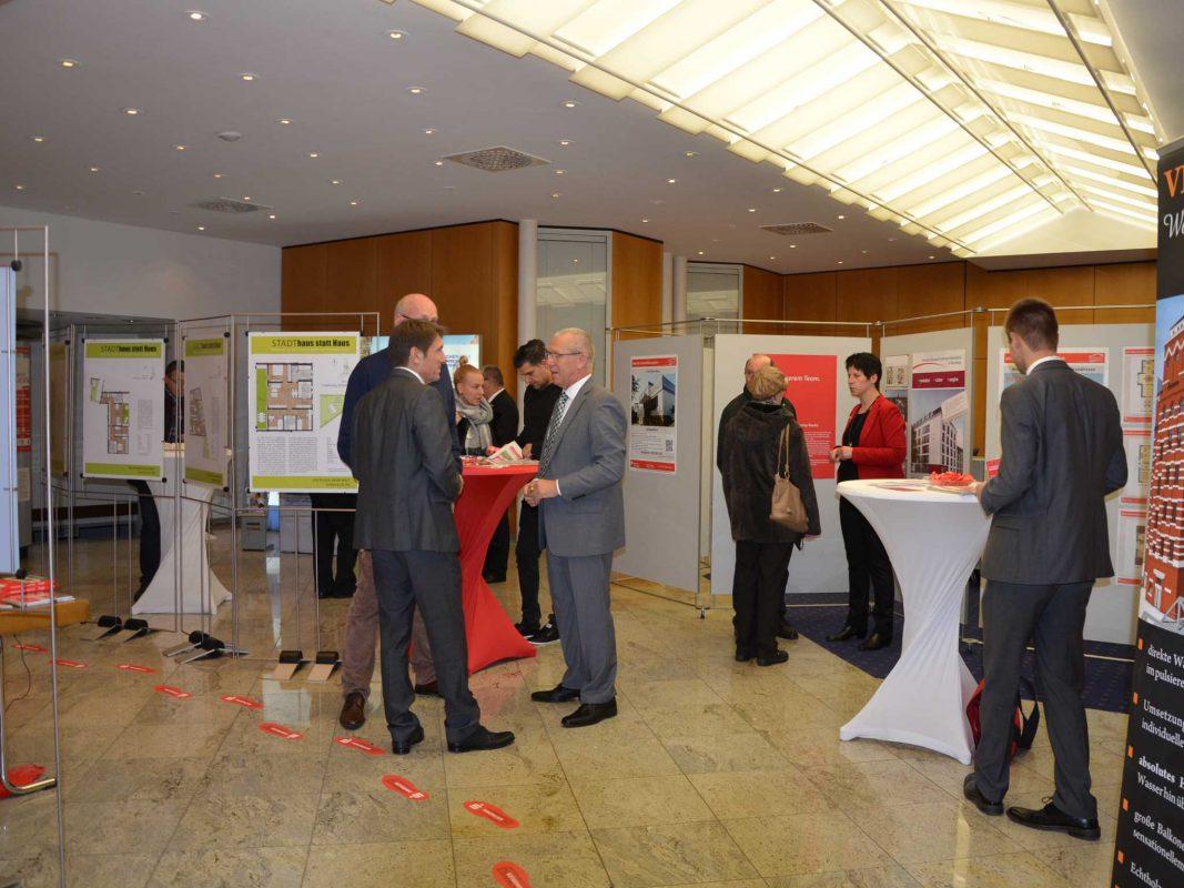 Zum 6. Mal finden die Immobilientage in Schweinfurt statt. Foto: Sparkasse Schweinfurt