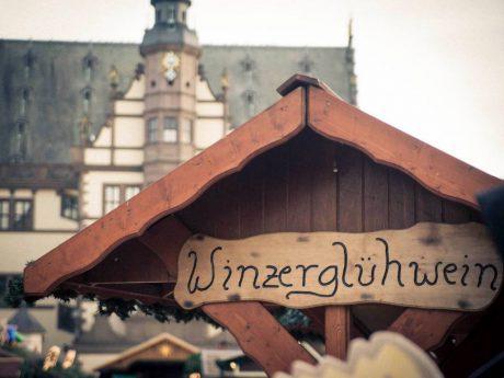 Symbolbild Weihnachtsmarkt - Foto: Dominik Ziegler