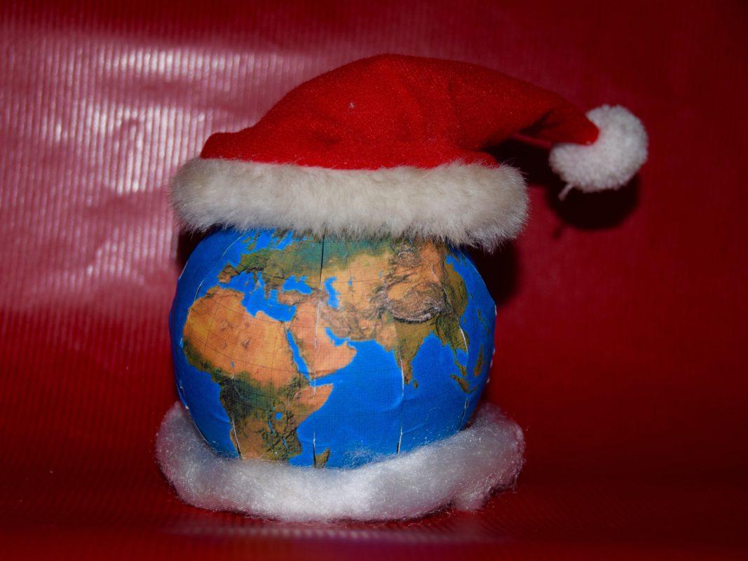 Weihnachtsbräuche rund um die Welt. Foto: Katharina Kraus