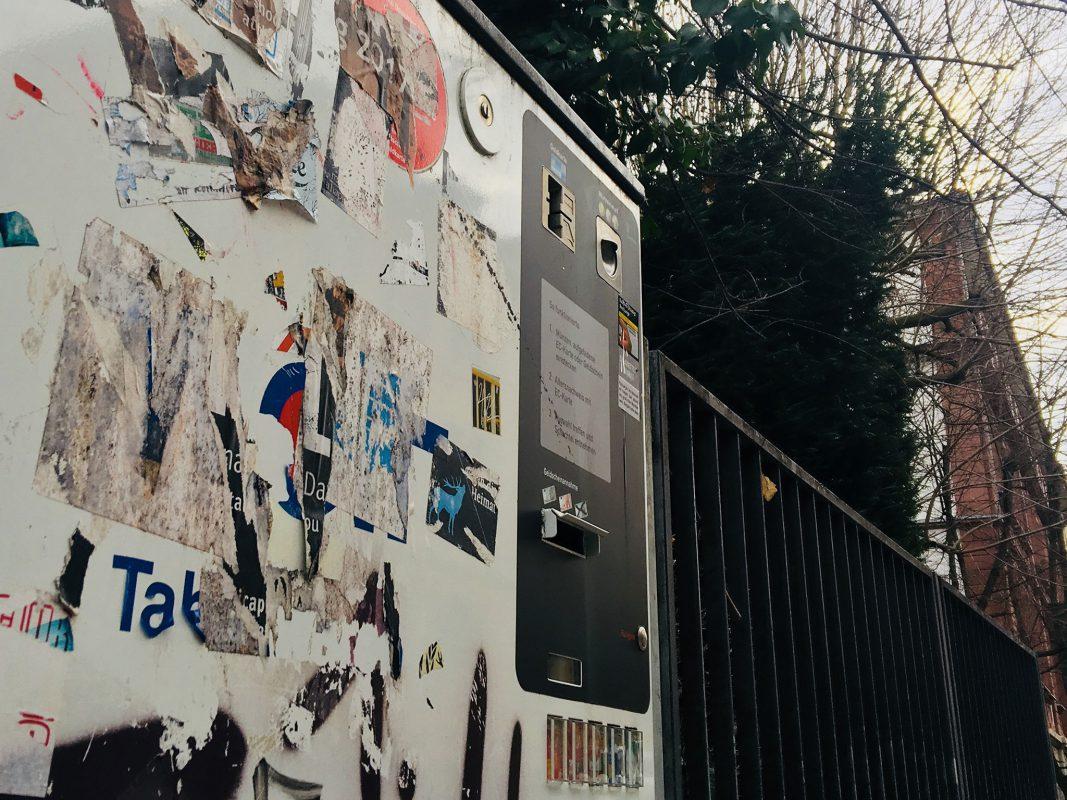 Zigarettenautomat. Symbolfoto: Pascal Höfig