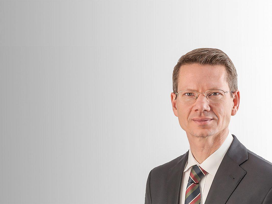 Oberbürgermeister Sebastian Remelé. Foto: Sebastian Remelé / CSU