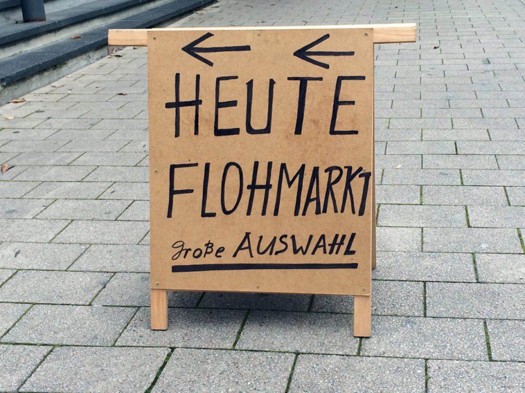 Auf dem Flohmarkt kann man den einen oder anderen Schatz abstauben. Foto: Pascal Höfig