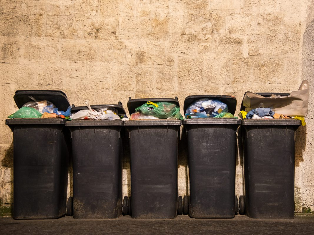 Müll und Abfall. Symbolfoto: Pascal Höfig