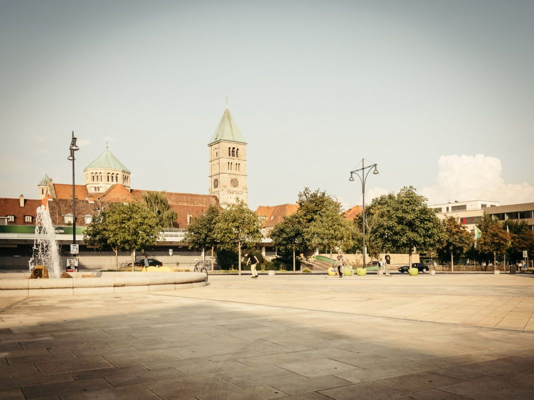 Schweinfurt. Foto: Pascal Höfig