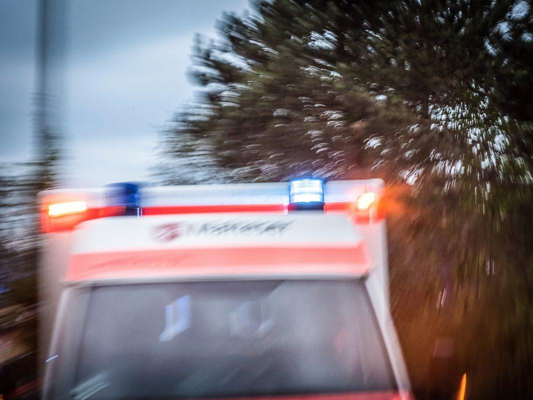 Rettungsdienst im Einsatz. Foto: Pascal Höfig