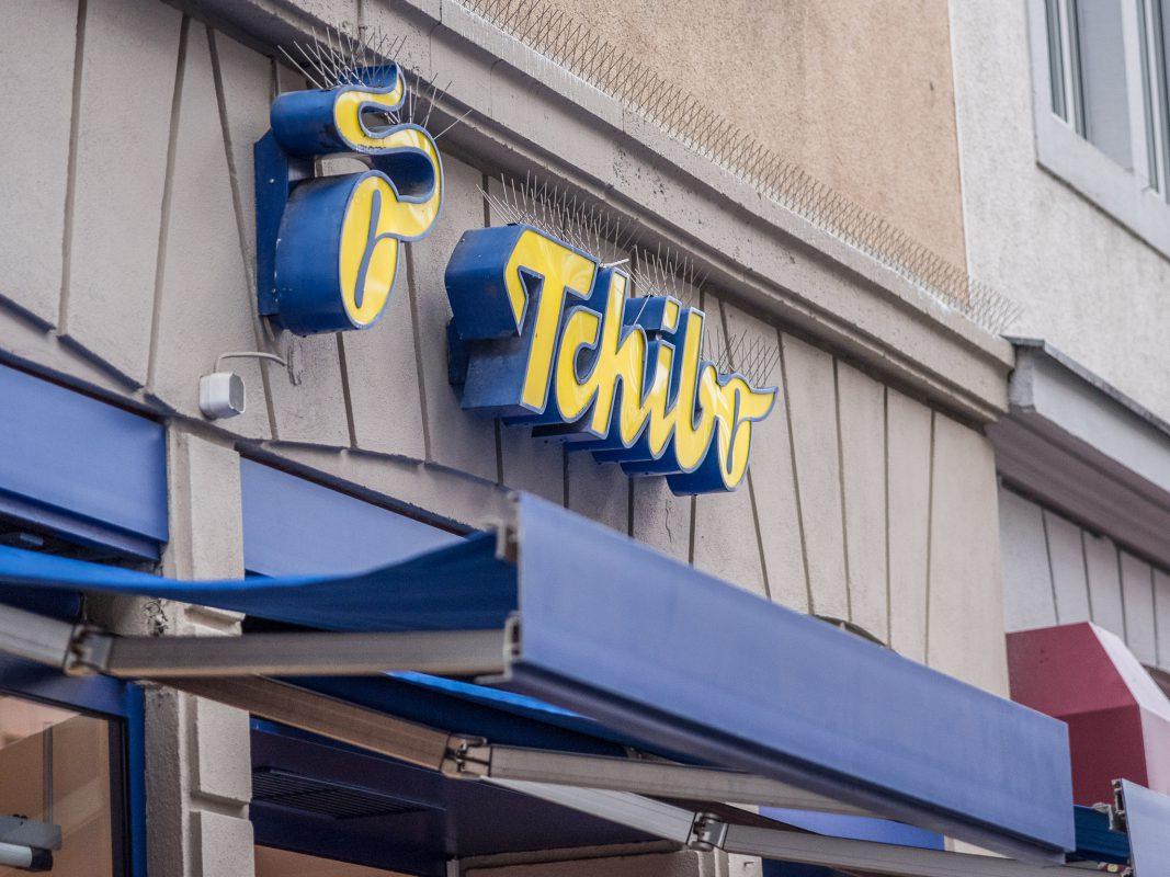 Die Kaffee- und Handelskette Tchibo. Foto: Pascal Höfig