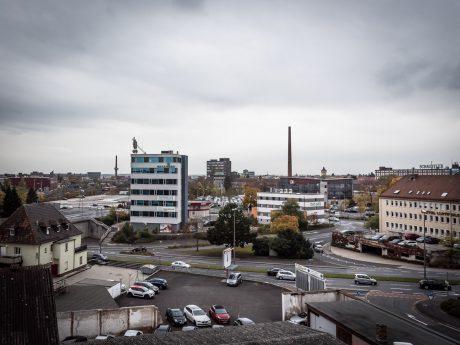 Industrie und Wirtschaft in Schweinfurt. Foto: Pascal Höfig