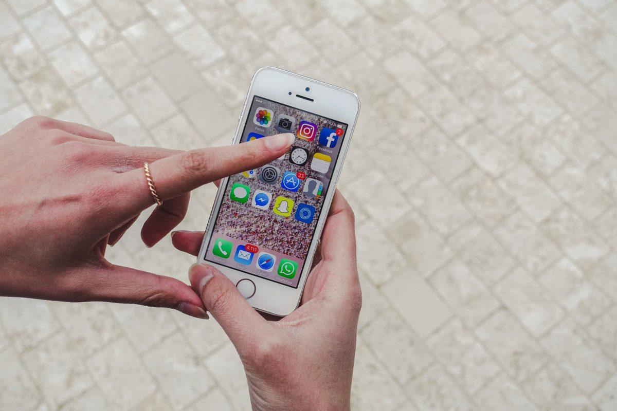 Smartphone. Symbolfoto: Meliz Kaya