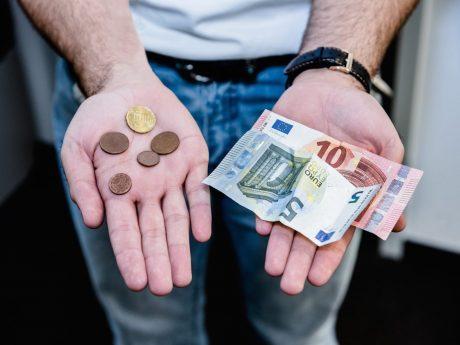 Symbolbild Geld: Pascal Höfig