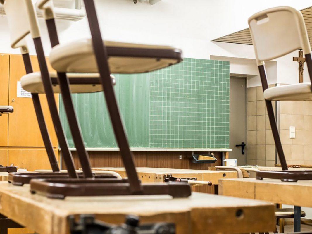 Symbolbild Klassenzimmer. Foto: Pascal Höfig