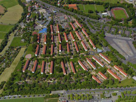 Askren Manor. Foto: Nürnberg Luftbild, Hajo Dietz